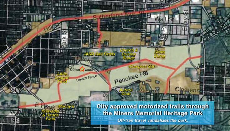 150914 ORMTR FInal Map (Approved ORV Trails)